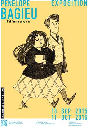 penelope bagieu california dreamin