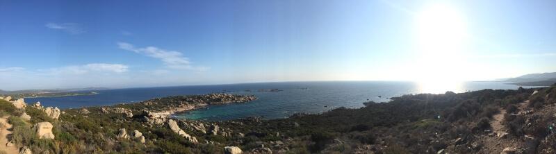 Sentier littoral des Bruzzi - Corse