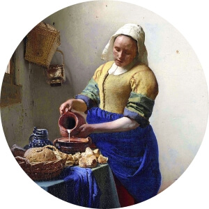 expositions temporaires Vermeer Louvre