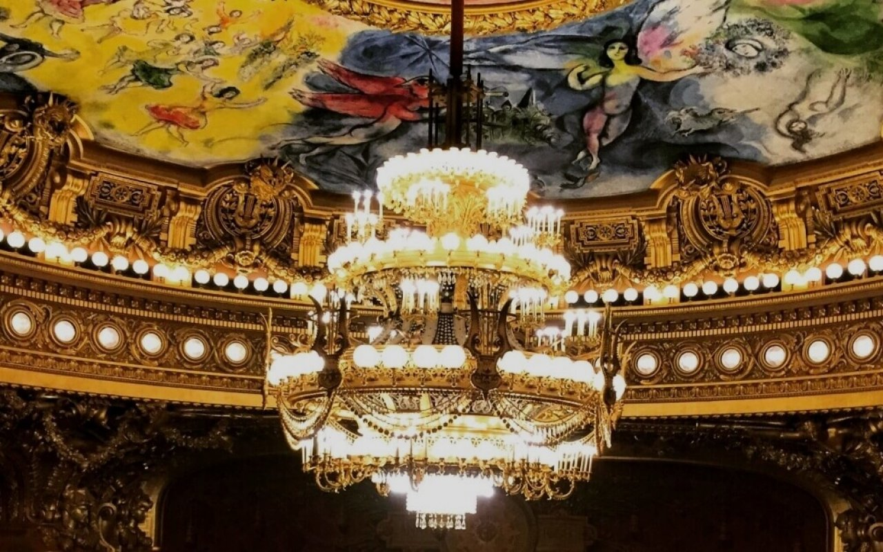 monuments opera garnier