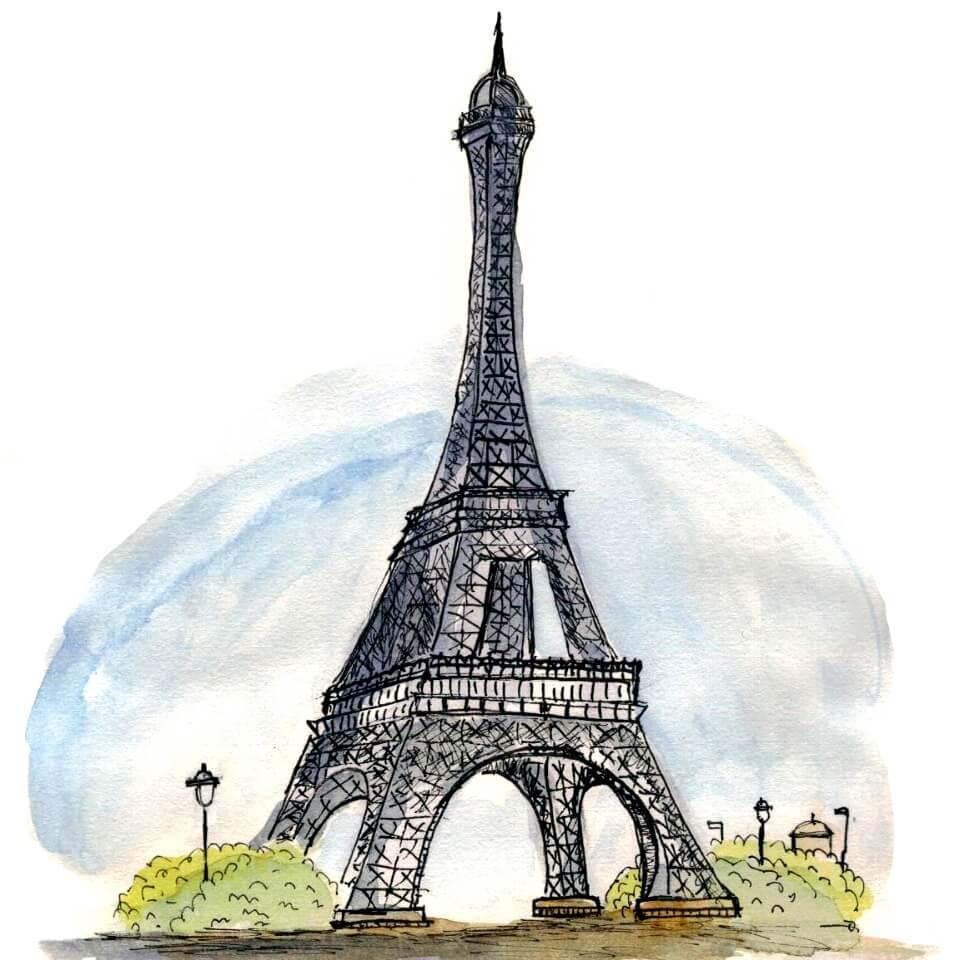 eiffel tower tour eiffel