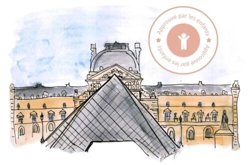 Louvre enfants Louvre for kids