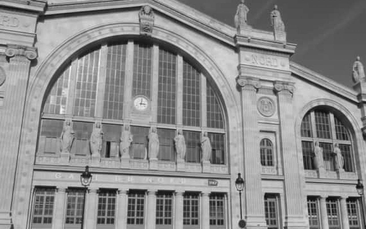parcours thématiques thematic tours gare du nord