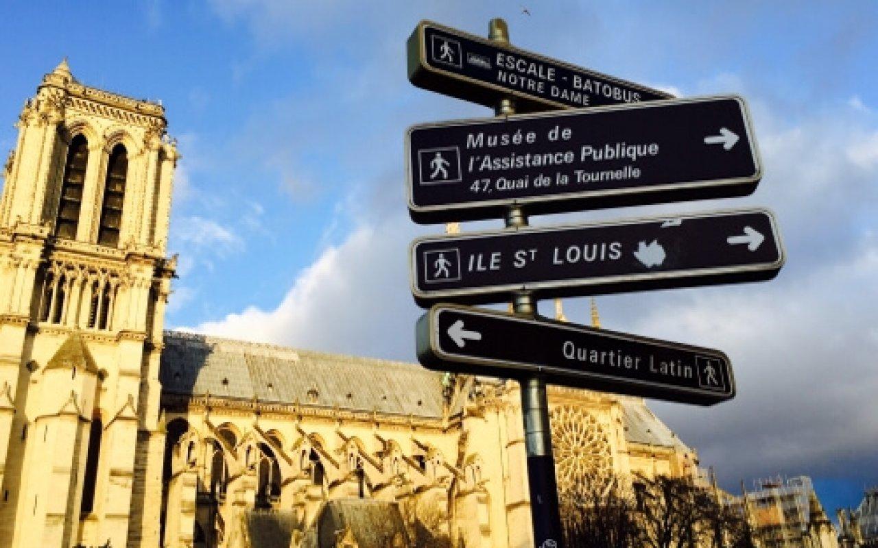 sightseeing tour panoramique de paris