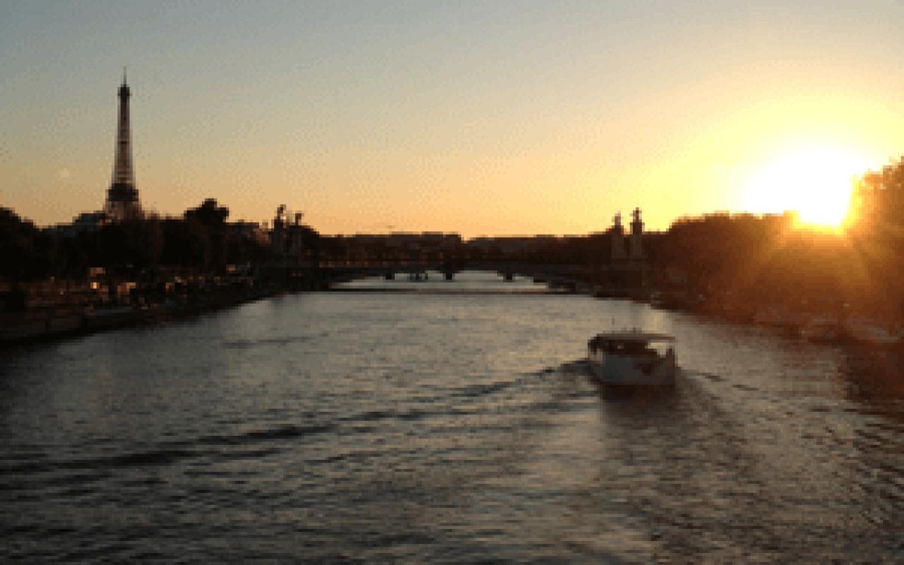 river cruise croisière sur la seine