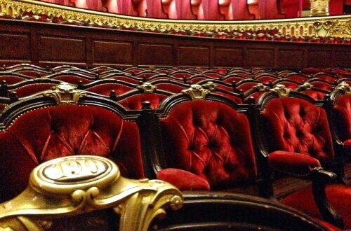 visite opéra garnier