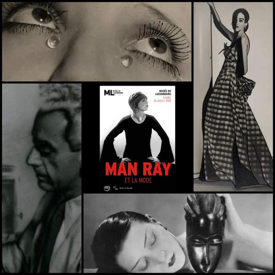 Man Ray et la Mode Musée du Luxembourg