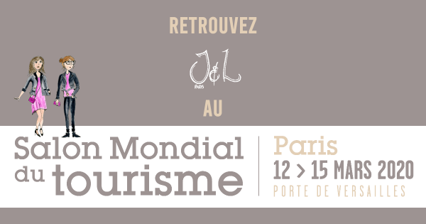 J&L paris salon mondial du tourisme paris 2020