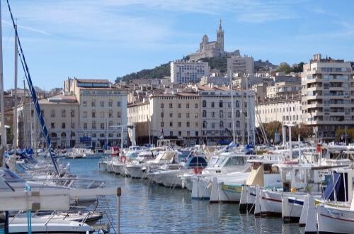 visite en france à Marseille