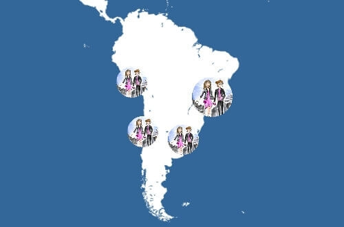 J&L Monde world tours south america