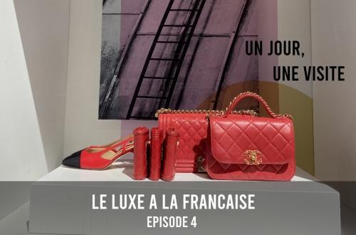 luxe à la française chanel