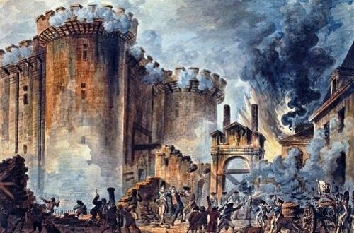 révolution française french revolution