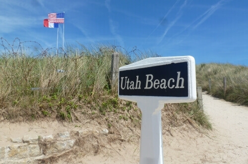 normandy utah beach